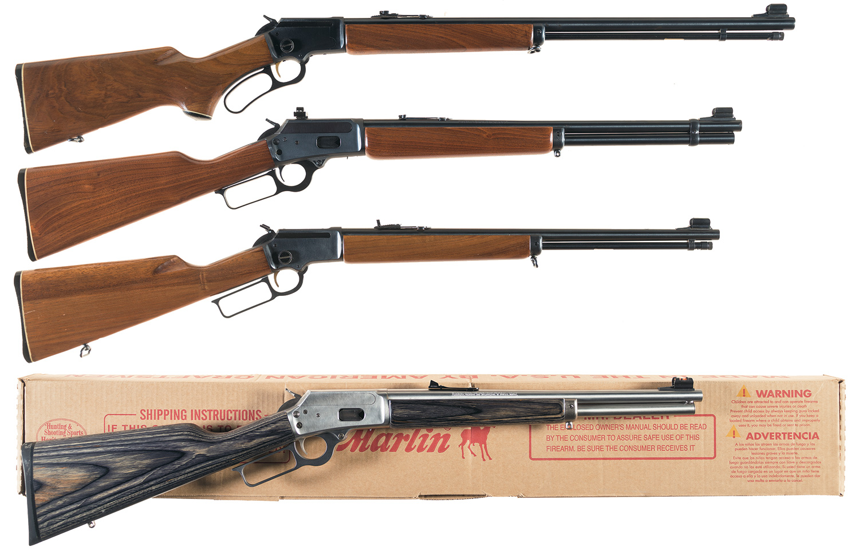 Marlin Firearms Co 39a Rifle Model 1894 Parts Diagram Full Screen