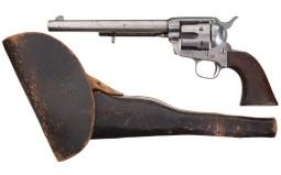 Colt Single Action Army Revolver 45 Colt
