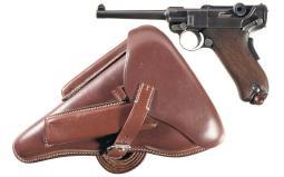 DWM Luger Pistol 7.65 mm