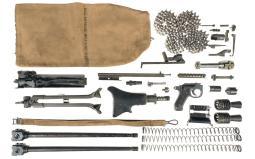 German Machine Gun Parts and Accessories