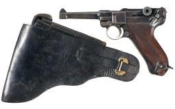 DWM Luger Pistol 9 mm