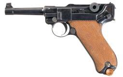 DWM Luger Pistol 7.65 mm Luger Auto