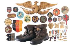 Assorted Medals and Militaria