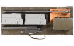 Cased 22 LR Caliber Conversion Kit for Heckler & Koch G3 Rifle