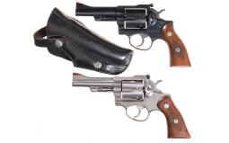 Ruger Security Six Revolver 357 magnum