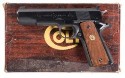 Colt Service Model Ace Pistol 22 LR