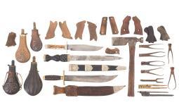Knives, Bullet Molds, Handgun Grips and Reloading To