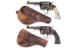 Colt Police Positive Revolver 38 special