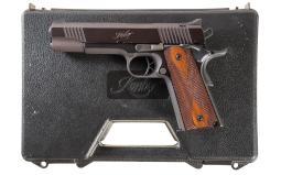 Kimber Classic Custom Royal 1911 Semi-Automatic Pistol with Case