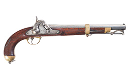 U.S. Springfield Model 1855 Percussion Pistol-Carbine