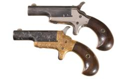 Two Colt Third Model