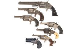 Seven Handguns