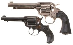 Colt Bisley Model Single Action Revolver with Factory Letter