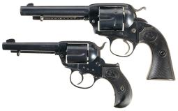 Collector's Lot of Two Colt Revolvers