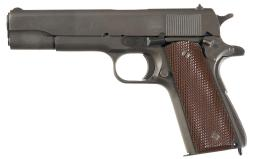 Two 1911 Style Pistols, Including a Remington-Rand