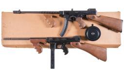 Two Semi-Automatic Carbines