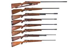 Eight Bolt Action Shotguns