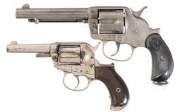 Colt Model 1878 Frontier Revolver