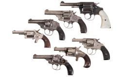 Seven Revolvers
