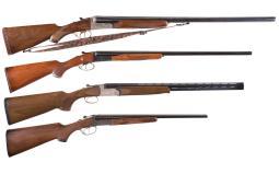 Four Shotguns
