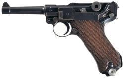 Mauser - P08