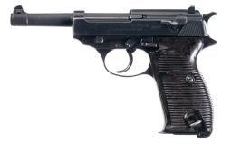 Walther Model HP Semi-Automatic Pistol
