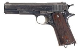 First Year Production U.S. Springfield Model 1911 Pistol