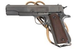 U.S. Remington Rand Model 1911A1 Pistol