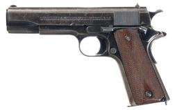 Colt Government Model Semi-Automatic Pistol
