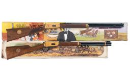 Two Winchester Model 94 Commemorative Long Guns with Boxes