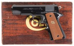 Colt Combat Commander Series 70 Semi-Automatic Pistol with Box