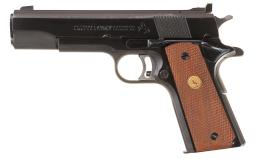 Colt Pre-Series 70 Gold Cup National Match Semi-Automatic Pistol