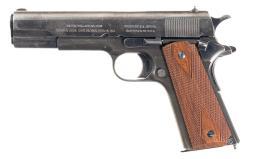 U.S. Remington/Colt Model 1911 Pistol with Box