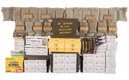 Large Quantity of .223 Remington/5.56x45 mm Ammunition