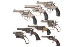 Eight Handguns