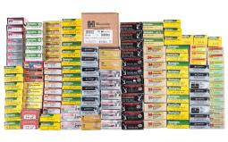 Large Grouping of Assorted Boxed Rifle Ammunition