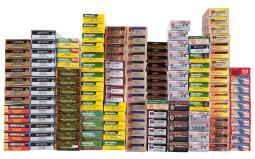 Large Grouping of Boxed Rifle Ammunition