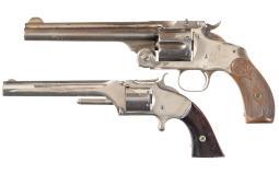 S&W New Model 3 Revolver