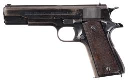 Argentine Contract Colt Government Model 1927 Pistol