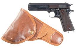 U.S. Colt/Savage Model 1911 Pistol with Holster