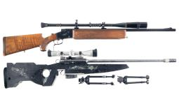 Two Rifles