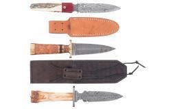 Three Knives