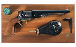 Cased Colt Model 1860 Army Revolver