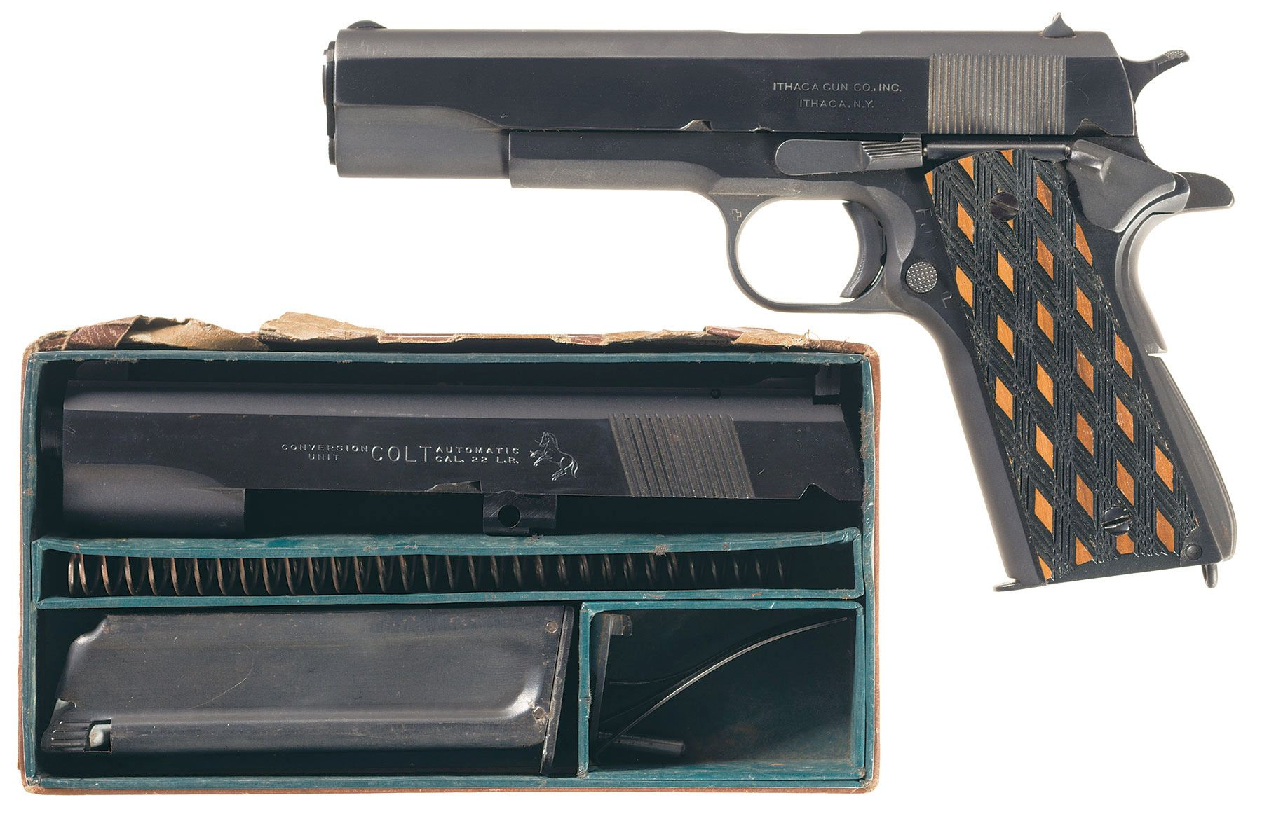 Ithaca 1911a1 Serial Number Lookup