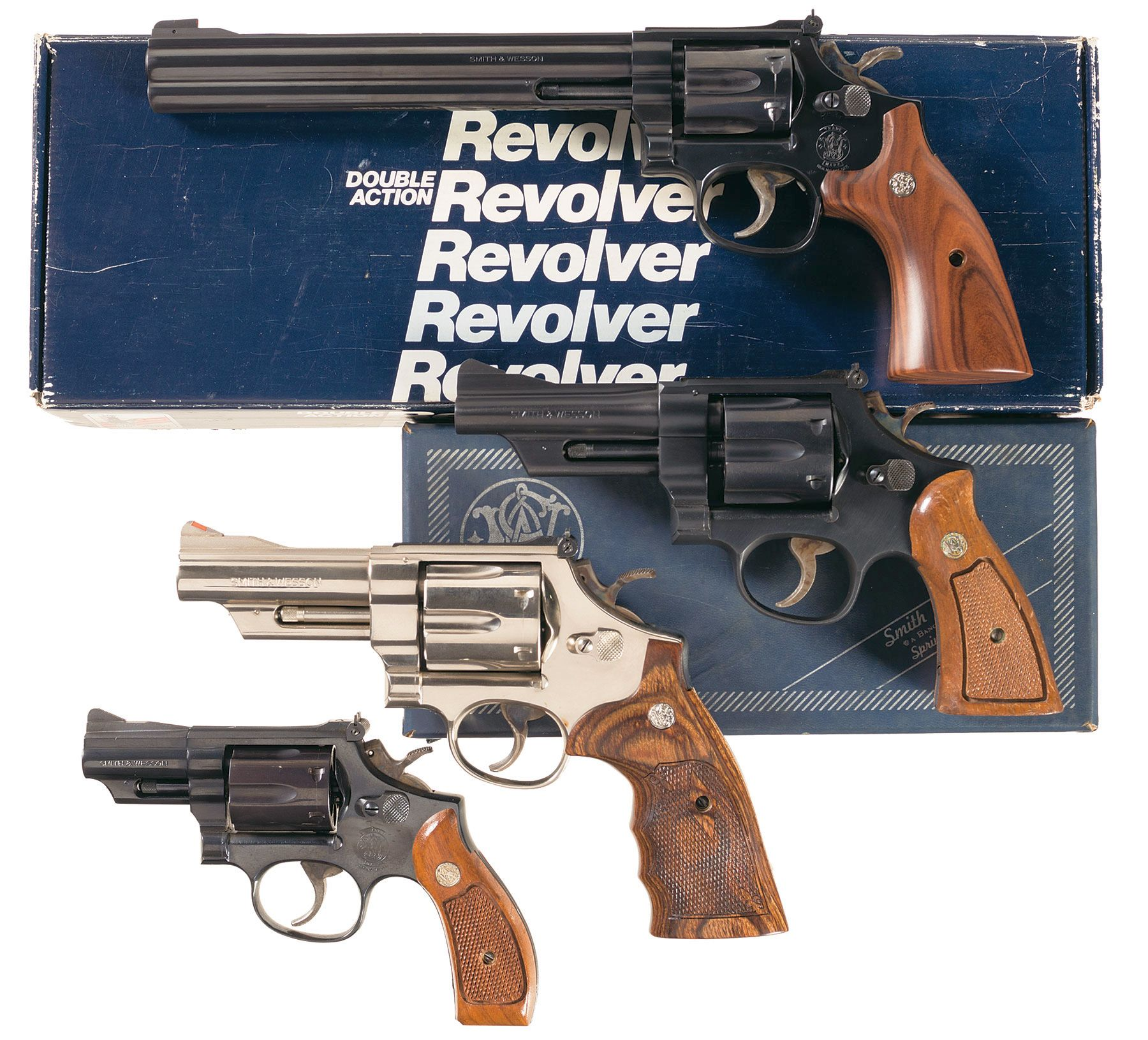 smith and wesson model 17-6 serial numbers