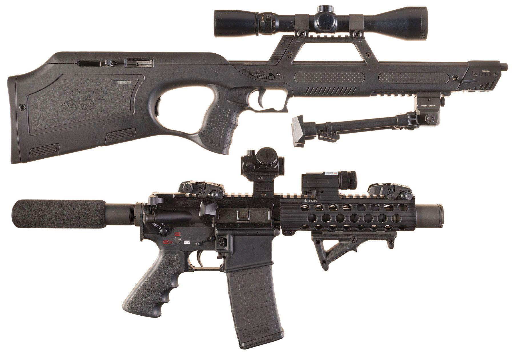 G22 Gun