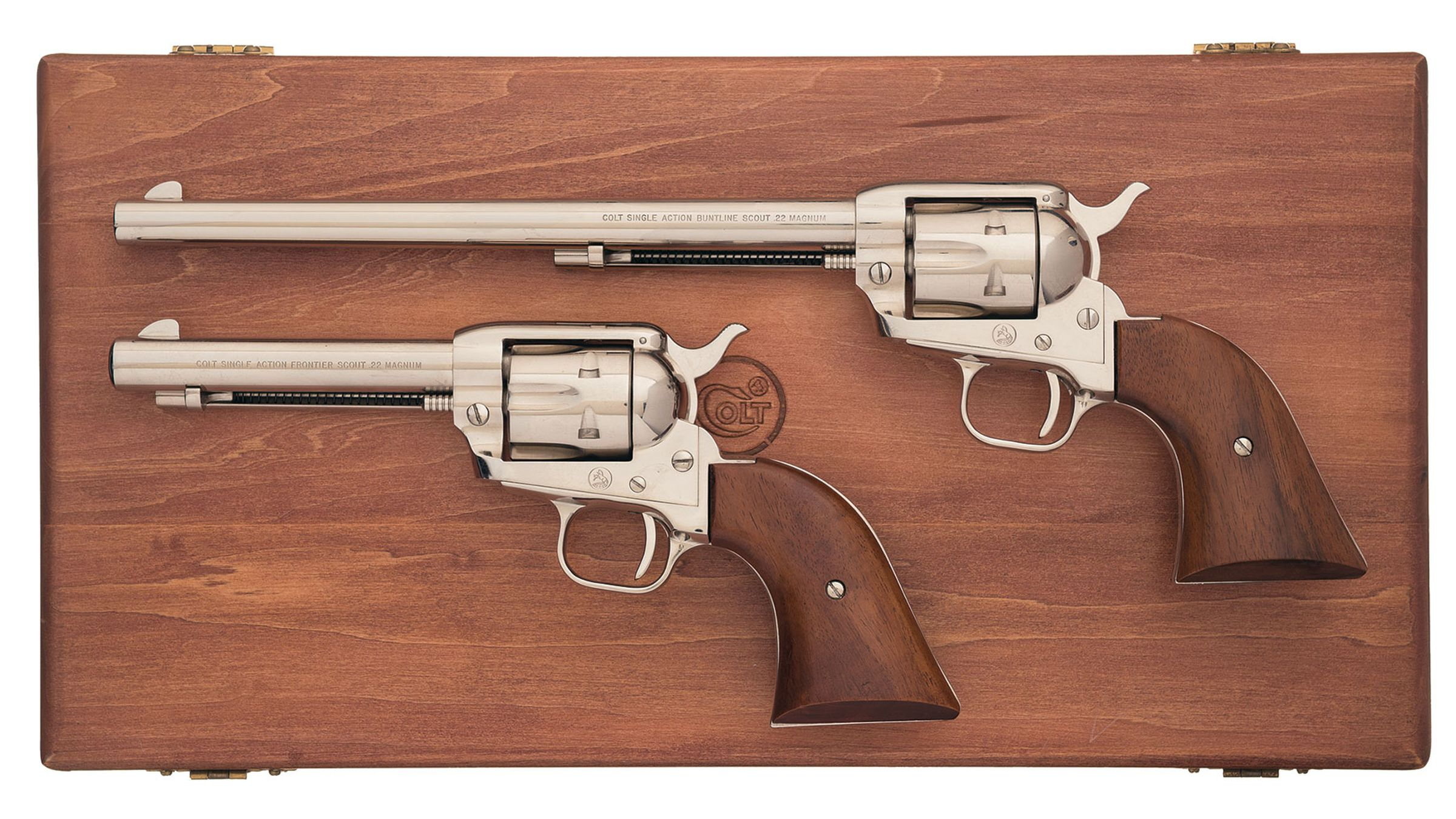colt frontier scout 22 serial numbers
