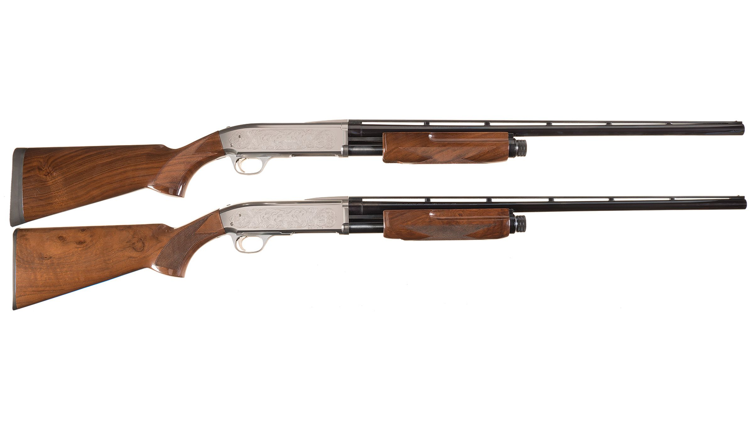 Two Browning BPS Ducks Unlimited Edition Shotguns