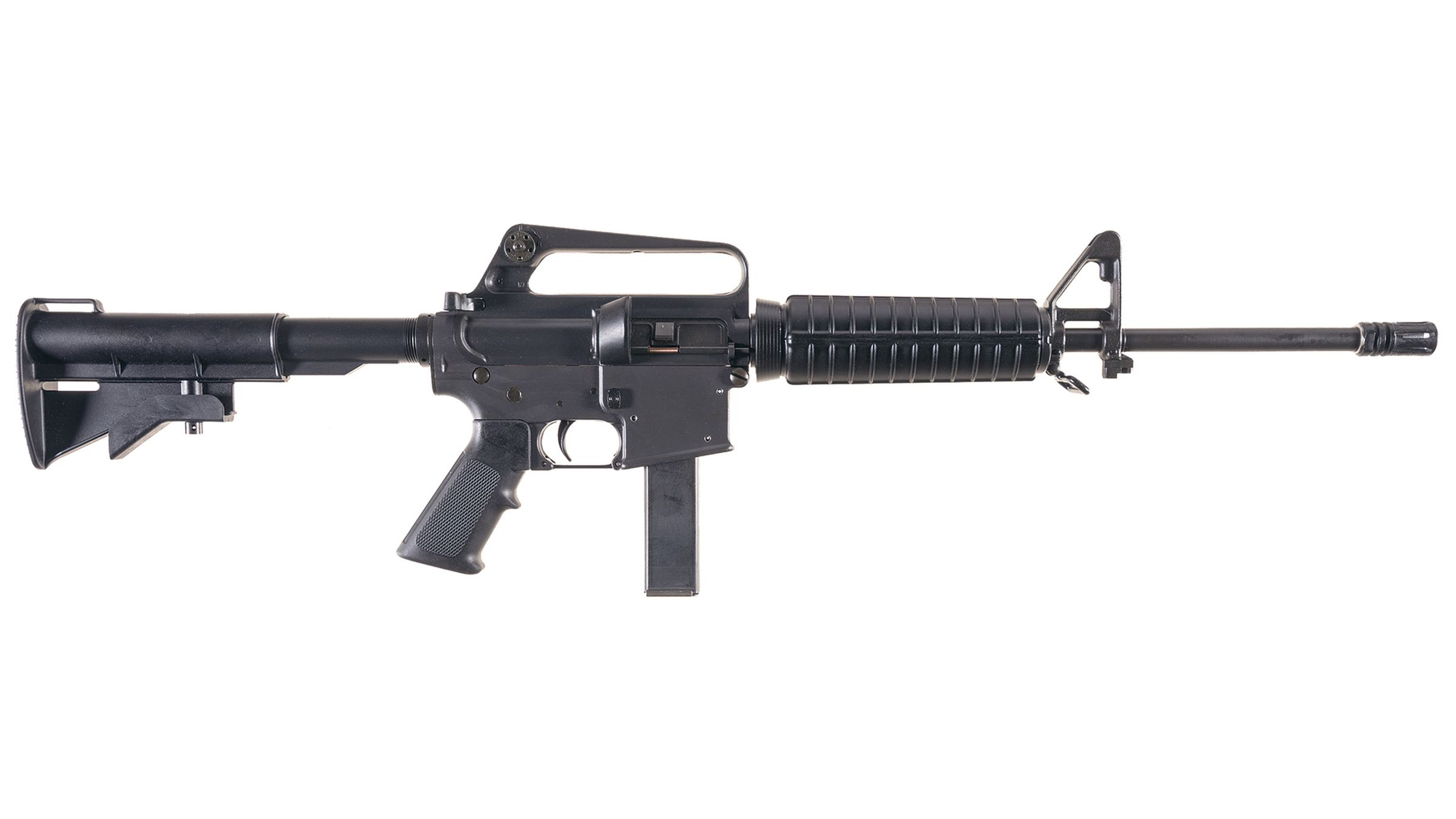 Colt AR-15 9mm Semi-Automatic Carbine with Extra Magazine
