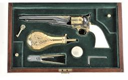 Uberti Buffalo Bill 1860 Commemorative Revolver